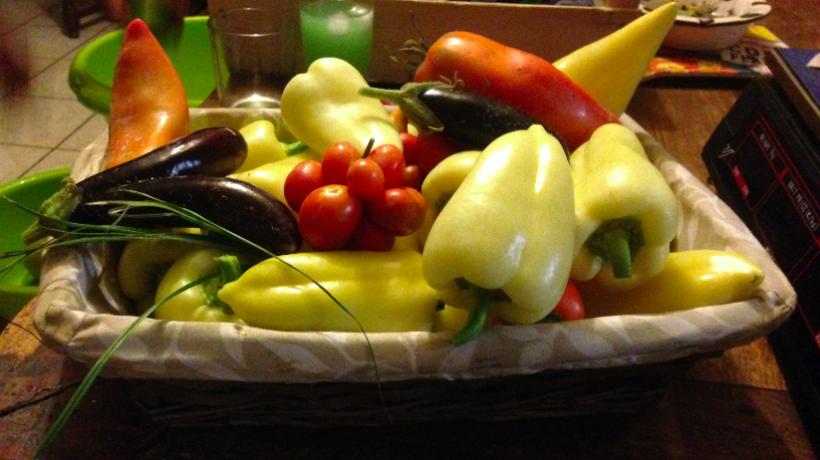 panier legumes fruits
